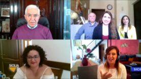 SICILIA SERA – AUTISMO AL TEMPO DEL CORONAVIRUS CON I RESPONSABILI DEL CENTRO AUTOS DI ALCAMO
