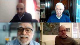 SICILIA SERA con FILIPPO CUCINA GIOVANNI MARGIOTTA, ROBERTO BISSANTI E MASSIMILIANO GIUDICE