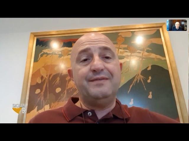 SICILIA SERA – FINANZIARIA 2020 – CON L'ON. MIMMO TURANO E CON L'ON. GIUSEPPE LUPO