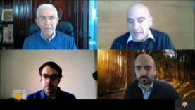 SICILIA SERA – LA SICILIA NON E' LA LOMBARDIA: M.TRAPANESE, R. BISSANTI,  D.GIUSTINIANI e V. MARSALA