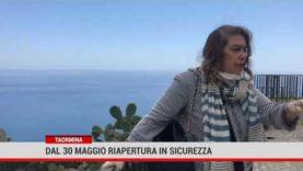 Taormina. Dal 30 maggio riapertura in sicurezza