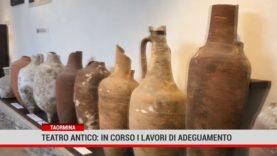 Taormina.Teatro antico: in corso i lavori di adeguamento