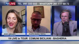 19LIVE in TOUR – COMUNI SICILIANI – BAGHERIA