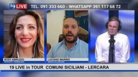 19LIVE in TOUR – COMUNI SICILIANI – LERCARA
