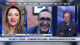 19LIVE in TOUR   COMUNI SICILIANI   MONTALBANO ELICONA
