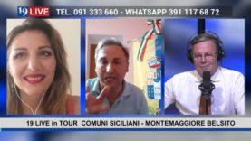 19LIVE in TOUR   COMUNI SICILIANI   MONTEMAGGIORE BELSITO