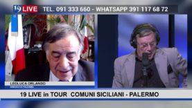 19LIVE in TOUR – COMUNI SICILIANI – PALERMO