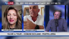 19LIVE in TOUR   COMUNI SICILIANI   PANTELLERIA