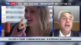 19LIVE in TOUR   COMUNI SICILIANI   SANTO STEFANO QUISQUINA