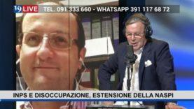 19LIVE – INPS, ESTENSIONE DELLA NASPI con @VincenzoPrestigiacomo #CafFenapi – #PatronatoInapi