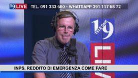 19LIVE   INPS   REDDITO DI EMERGENZA COME FARE