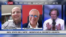 19LIVE   INPS STATO DELL ARTE   MODIFICHE AL DECRETO LIQUIDITA