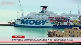Appello di Musumeci a Conte a tutela della Sicilia