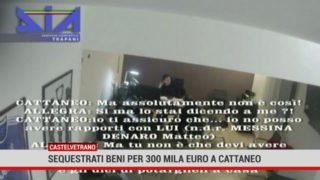 Castelvetrano. Sequestrati beni per 300 mila euro a Cattaneo
