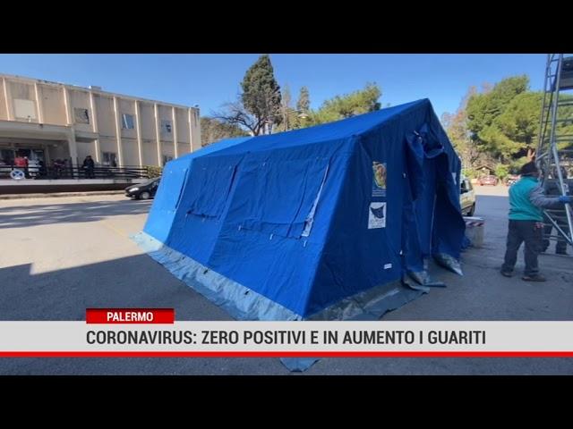 Coronavirus: zero positivi e in aumento i guariti