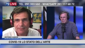 COVID-19 Lo Stato dell'arte con Prof. @ANTONIOCASCIO Infettivologo – Medico Chirurgo.
