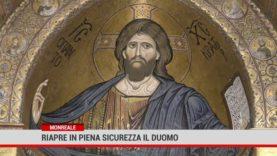 Monreale. Riapre in piena sicurezza il Duomo. Nuovi orari e giorni di visita.