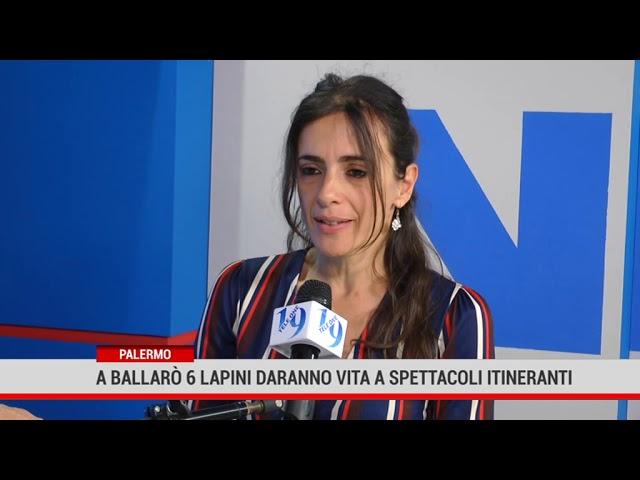 Palermo. A Ballarò 6 lapini daranno vita a spettacoli itineranti