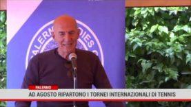 Palermo. Ad agosto ripartono i tornei internazionali di tennis