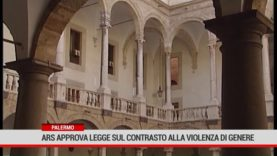 Palermo. Ars approva legge sul contrasto alla violenza di genere
