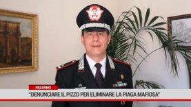 """Palermo. """" Denunciare il pizzo per eliminare la piaga mafiosa"""""""
