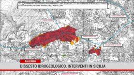 Palermo. Dissesto idrogeologico, interventi in Sicilia