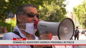 Palermo. Domani gli assistenti igienico personali in piazza