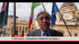Palermo. È ufficiale: i rosanero promossi in serie C