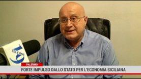 Palermo. Forte impulso dallo Stato per l'economia siciliana