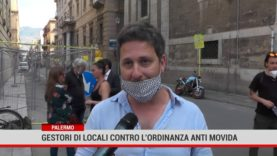 Palermo. Gestori di locali contro l'ordinanza anti movida