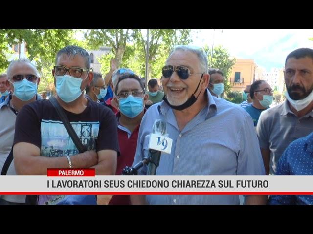 Palermo. I lavoratori Seus chiedono chiarezza sul futuro