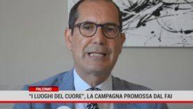"""Palermo. I """"Luoghi del cuore"""":  la campagna promossa dal Fai"""