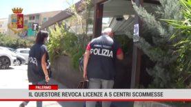 Palermo. Il Questore revoca licenze a cinque centri scommesse