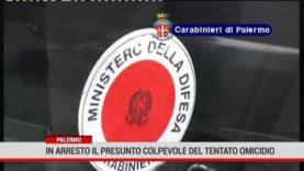 Palermo. In arresto il presunto colpevole del tentato omicidio