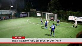 Palermo. In Sicilia ripartono gli sport di contatto