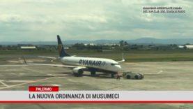 Palermo. La nuova ordinanza di Musumeci