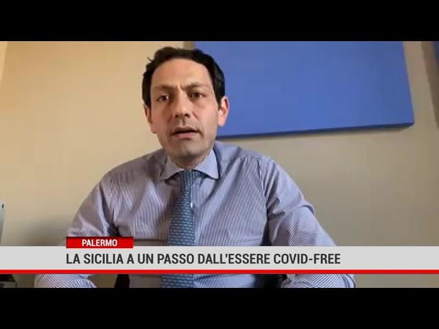 Palermo. La Sicilia a un passo dall'essere Covid-free
