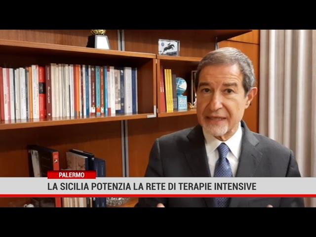 Palermo. La Sicilia potenzia la rete  terapie intensive
