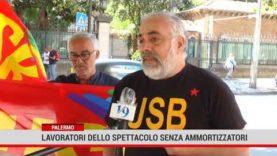 Palermo. Lavoratori dello spettacolo senza ammortizzatori