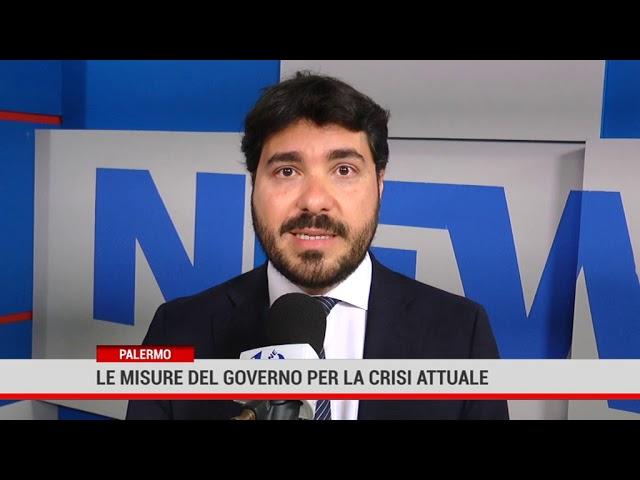 Palermo. Le misure del Governo per la crisi attuale