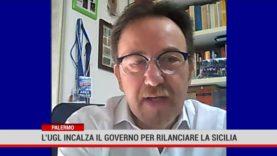 Palermo. L'Ugl incalza il Governo per rilanciare la Sicilia