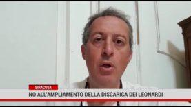 Palermo. No all'ampliamento della discarica ai Leonardi