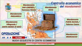 Palermo. Nuovi sequestri di centri scommesse