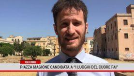 """Palermo. Piazza Magione candidata a """" i luoghi del FAI"""""""