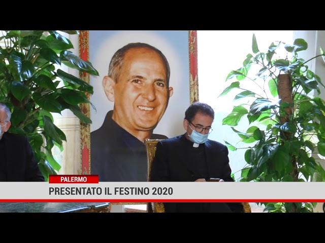 Palermo. Presentato il Festino 2020