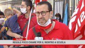 Palermo. Regole poco chiare per il rientro a scuola