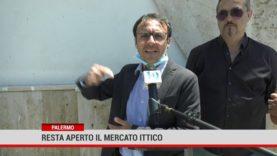 Palermo. Resta aperto il Mercato ittico
