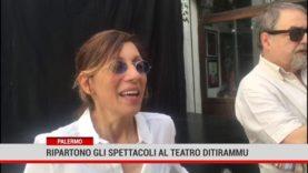 Palermo. Ripartono gli spettacoli al Teatro Ditirammu