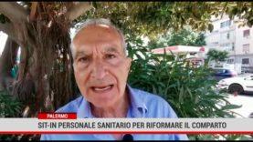 Palermo. Sit-in personale sanitario per riformare il comparto