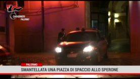 Palermo. Smantellata una piazza di spaccio allo Sperone